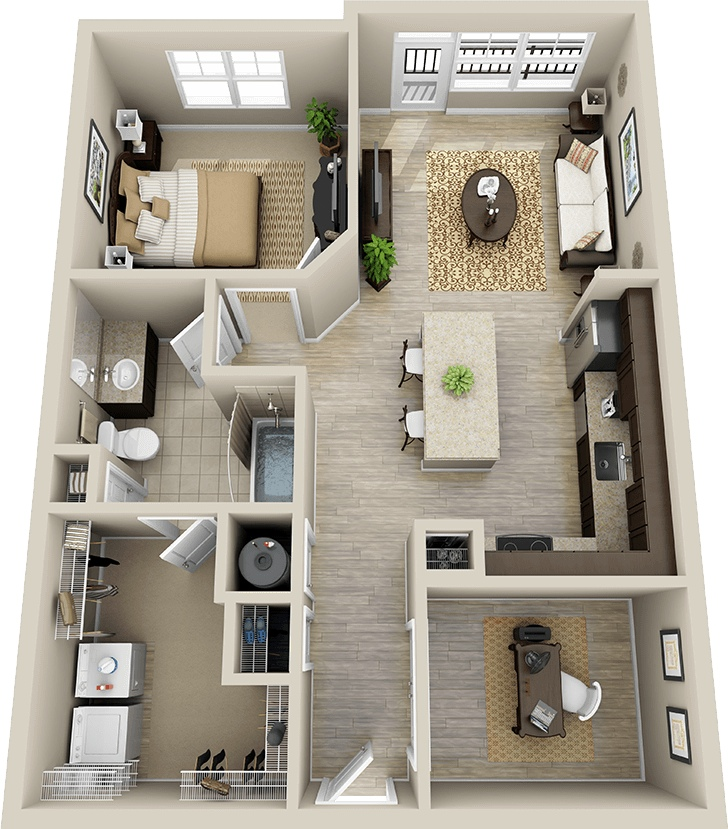 50-one-1-bedroom-apartmenthouse-plans (43)