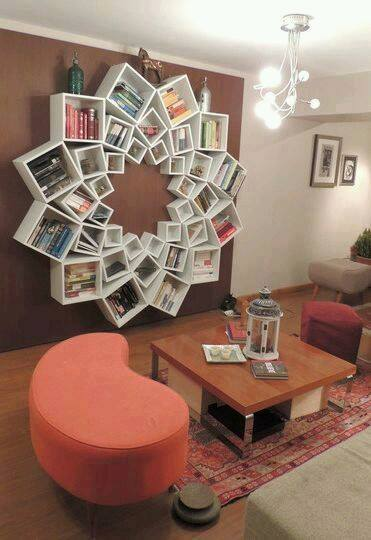 9 creative bookshelves   (1)