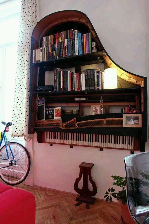 9 creative bookshelves   (3)