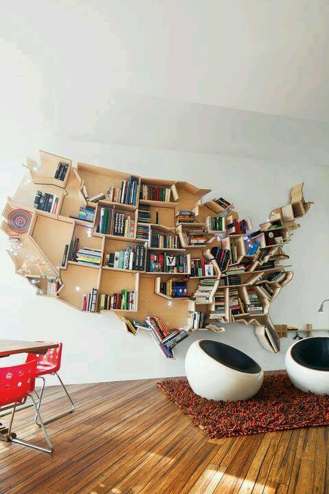 9 creative bookshelves   (4)