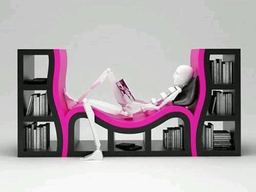 9 creative bookshelves   (7)