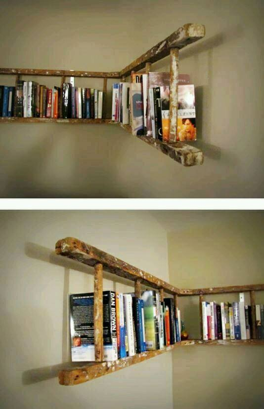 9 creative bookshelves   (8)