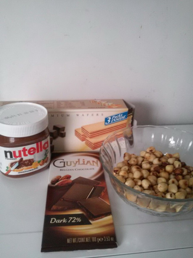 Ferrero Rocher homemade recipe (1)