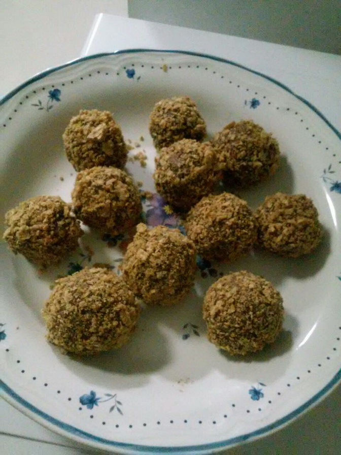Ferrero Rocher homemade recipe (15)