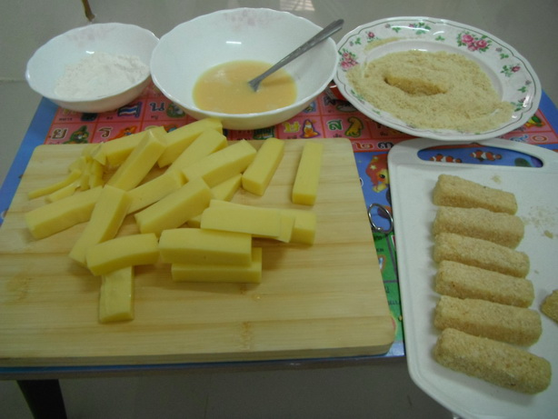 Fried Cheese Recipe (1)