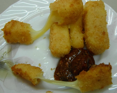 Fried Cheese Recipe (9)