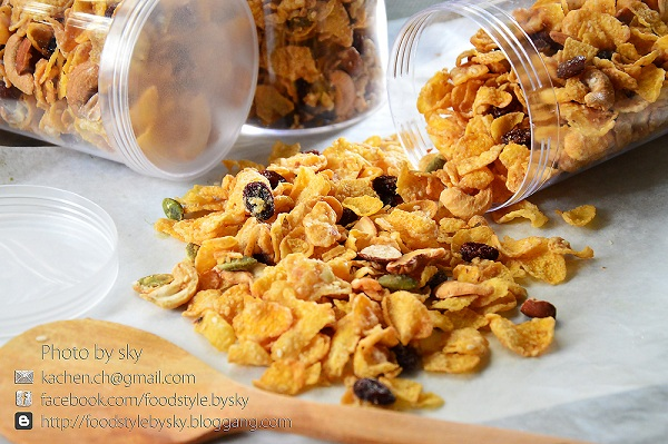 caramel corn flake recipe (10)