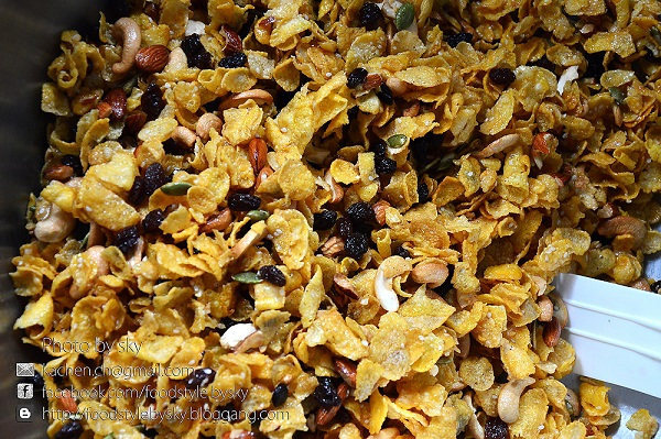 caramel corn flake recipe (8)