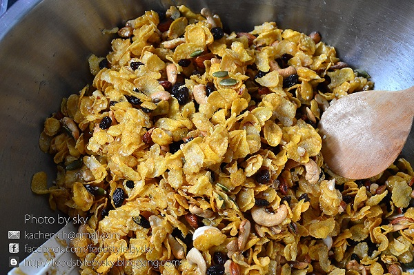 caramel corn flake recipe (9)