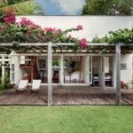 บ้านสวนสีขาวแห่งการพักผ่อน กับบรรยากาศที่ปลอดโปร่งและเป็นธรรมชาติ