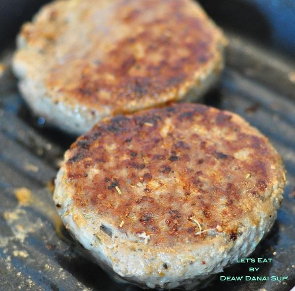 homemade pork cheese burger recipe (8)