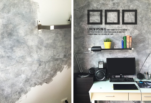 how-to-decorate-concrete-wallpaper-without-concrete-materials-cover