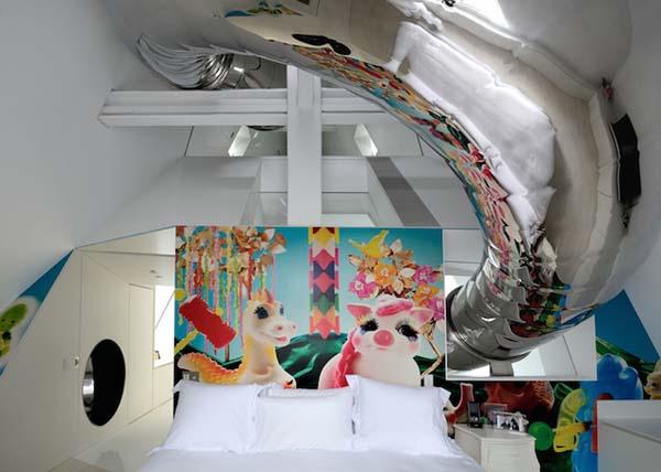 incredible modernized Skyhouse apartment (14)