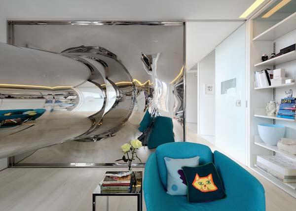 incredible modernized Skyhouse apartment (17)