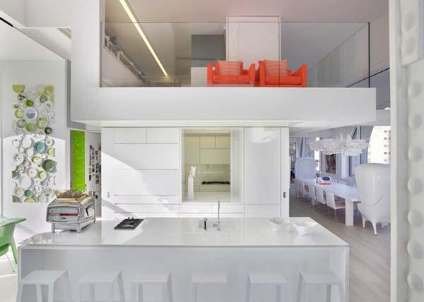 incredible modernized Skyhouse apartment (2)