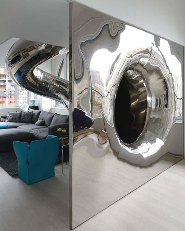 incredible modernized Skyhouse apartment (9)