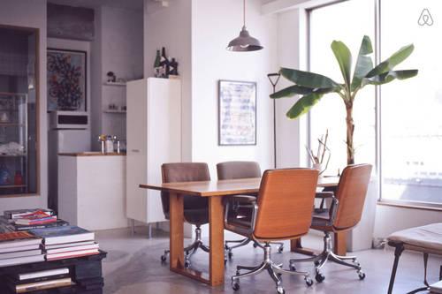 loft industrial apartment in tokyo (11)