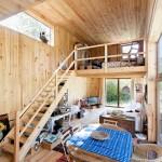 บ้านไม้สไตล์ Minimal เรียบง่ายและทันสมัย ภายใต้กลิ่นอายธรรมชาติ
