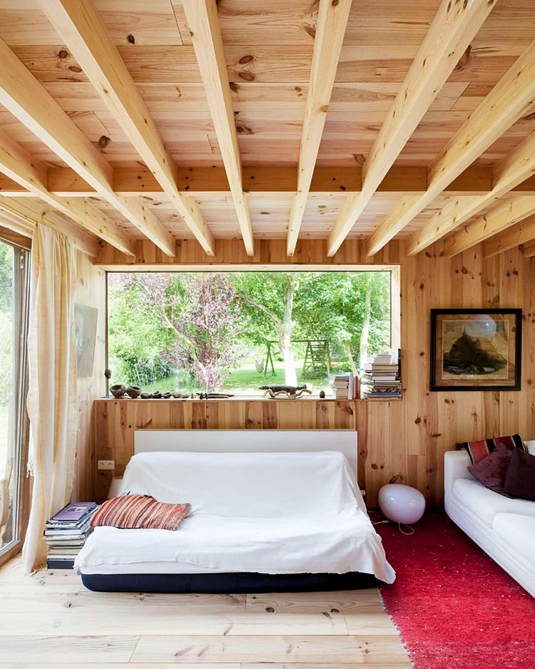 minimalist wooden residence (6)