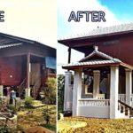 รีโนเวทบ้านคุณตาคุณยายอายุกว่า 40 ปี เปลี่ยนจากบ้านโทรมๆ เป็นบ้านใหม่ที่สวยจนแทบจำไม่ได้