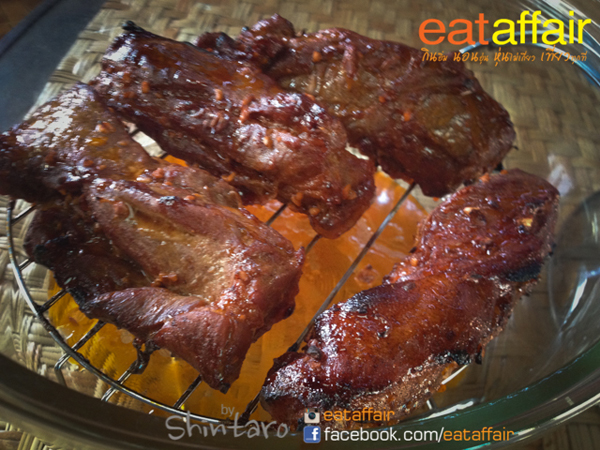 roasted red pork with steamed rice recipe (11)