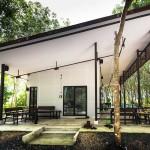 Review : บ้านชั้นเดียวหลังน้อย กลางธรรมชาติ บรรยากาศชนบท