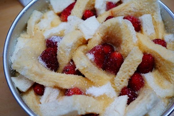 strawberry french toast homemade recipe (11)