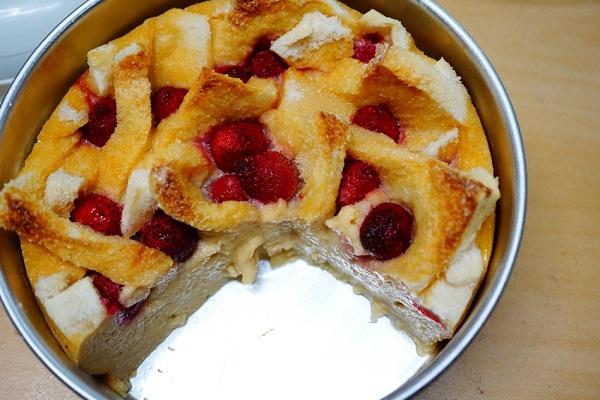 strawberry french toast homemade recipe (14)