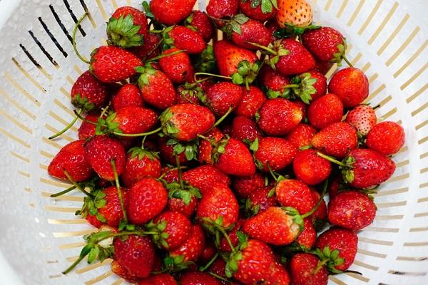 strawberry french toast homemade recipe (2)