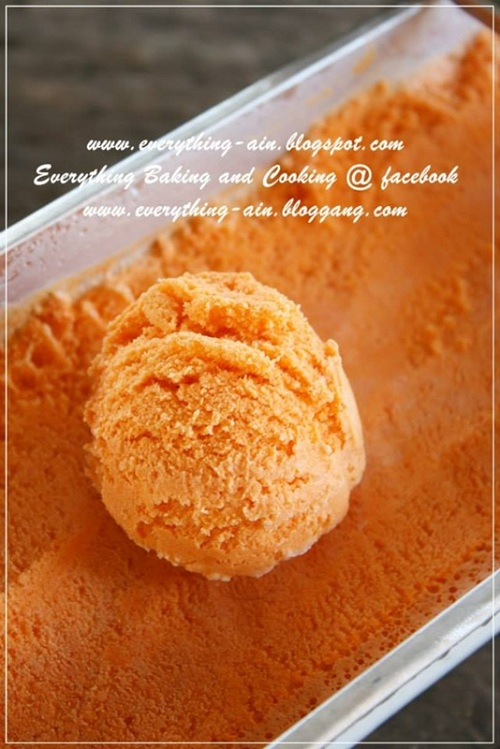 thai tea ice cream recipe (4)