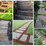 12 ไอเดีย ทางเดินในสวนหลังบ้าน ให้สวนสวยของเราน่ามองยิ่งขึ้น