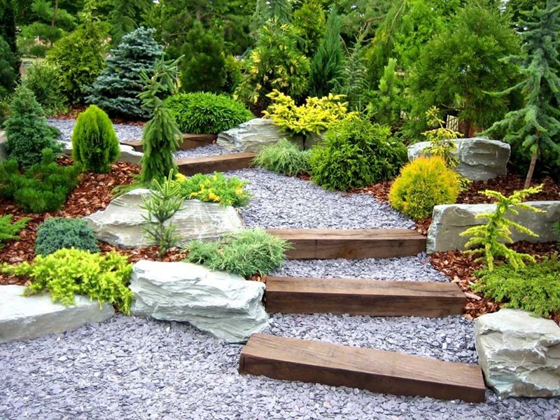 12 luxurious garden decorating ideas (1)
