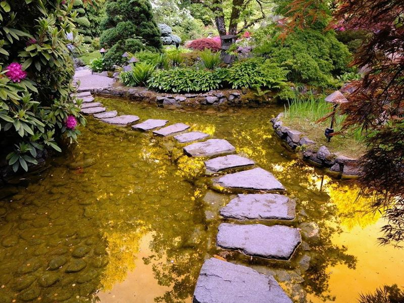 12 luxurious garden decorating ideas (11)