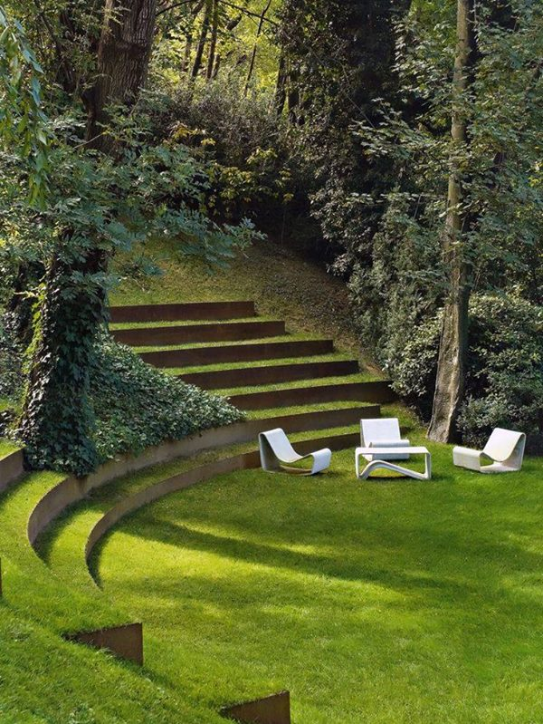 12 luxurious garden decorating ideas (6)