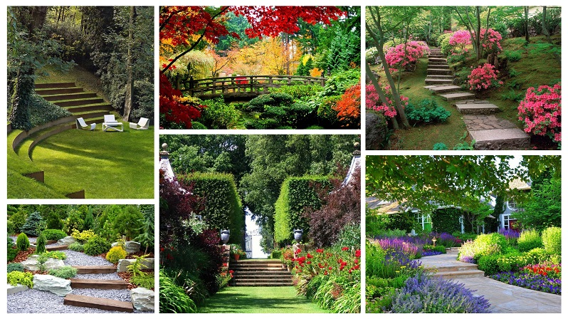12 luxurious garden decorating ideas cover