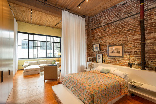 15 industrial bedroom ideas (14)