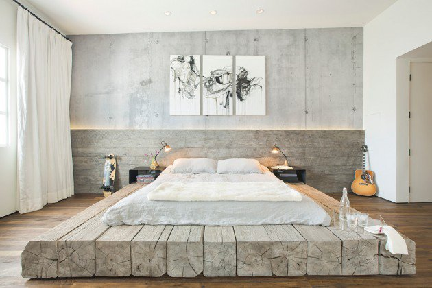 15 industrial bedroom ideas (15)