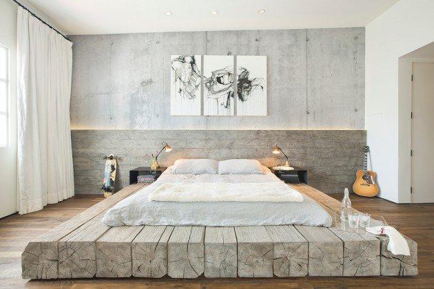 15 industrial bedroom ideas (15)
