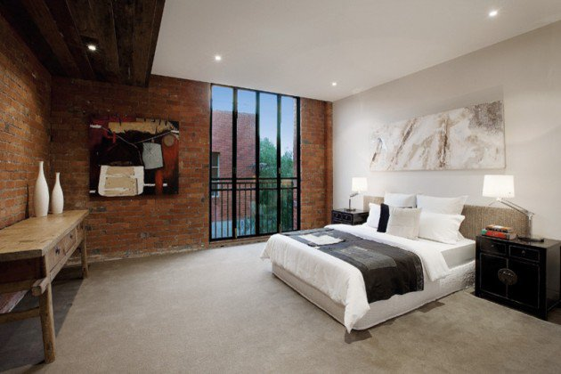 15 industrial bedroom ideas (2)