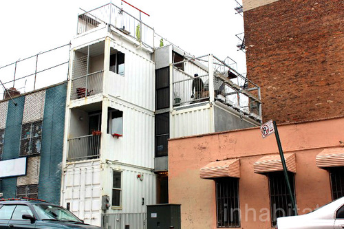 3 storied container house in new york (2)