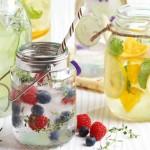 Infused Water 4 สูตร น้ำหมักธรรมชาติเพื่อสุขภาพและความสดชื่น