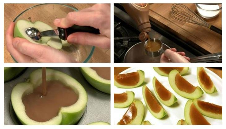apple caramel jello shot recipe cover