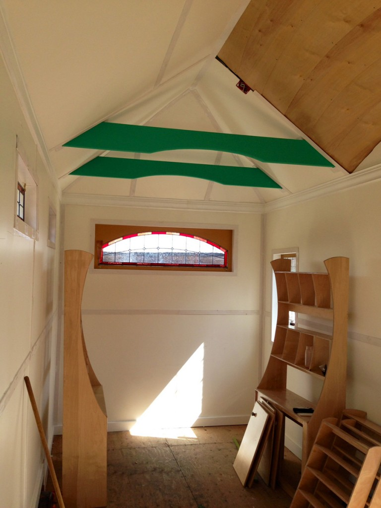 green compact cabin for multipurpose (4)