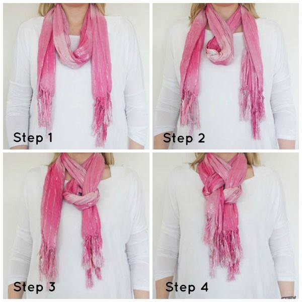 how to wear scarf fashionably (1)