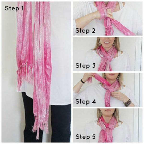 how to wear scarf fashionably (4)
