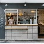 ร้านกาแฟจิ๋วสไตล์ Minimal เน้นขาย ไม่เน้นนั่ง