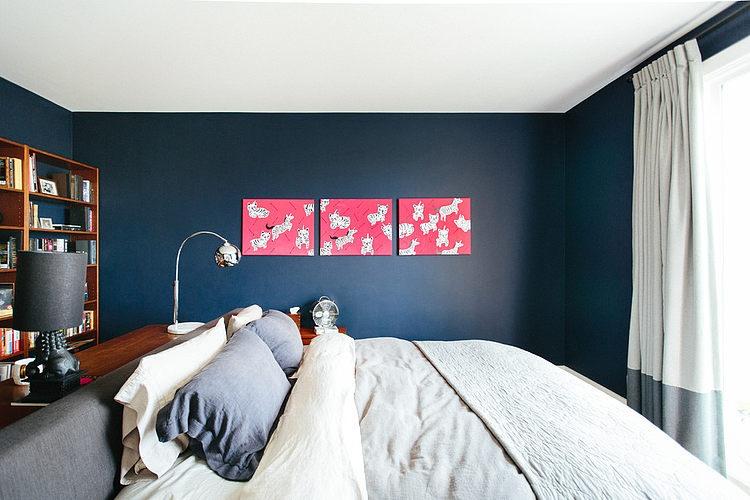 modern apartment black interior design (10)