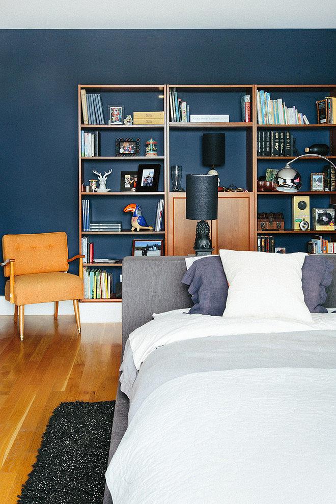 modern apartment black interior design (12)