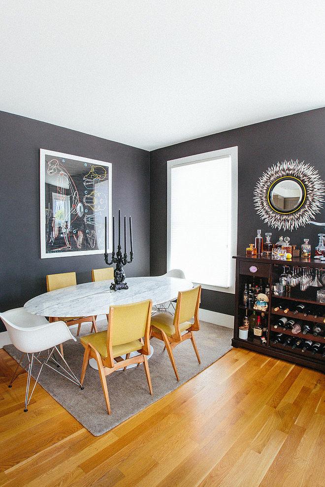 modern apartment black interior design (7)