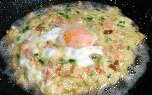 omelet-mixed-fried-egg-recipe